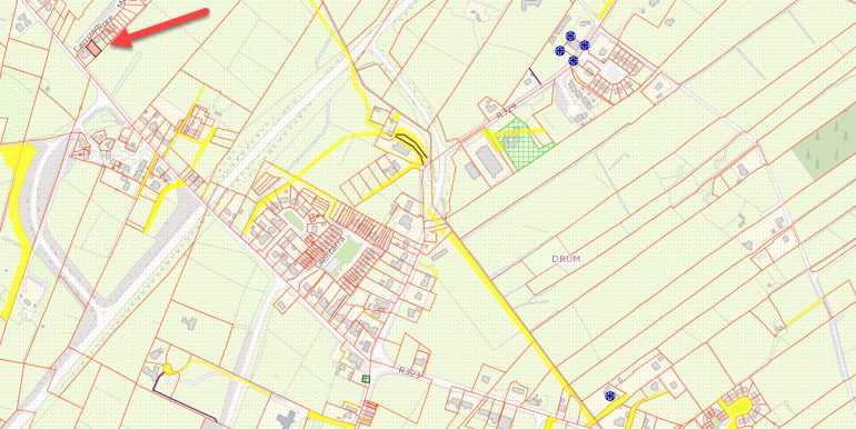 Detached site - landdirect map