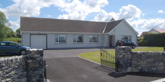 Abbey Road, Abbeyknockmoy, Co Galway, Abbeyknockmoy, Co. Galway Eircode: H54 FX43