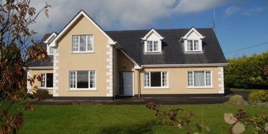 Teach Na Mara, Palmerstown, Oranmore, Co. Galway Eircode: H91 E20Y