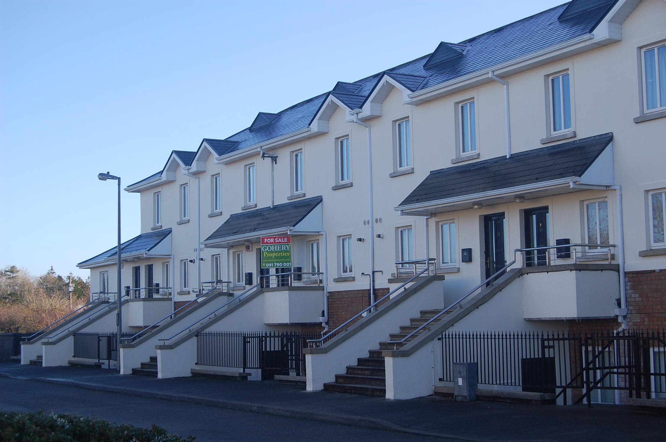 34 Oranbay Apartments, Oranhill Drive, Oranhill, Oranmore, Co. Galway Eircode: H91 TX36