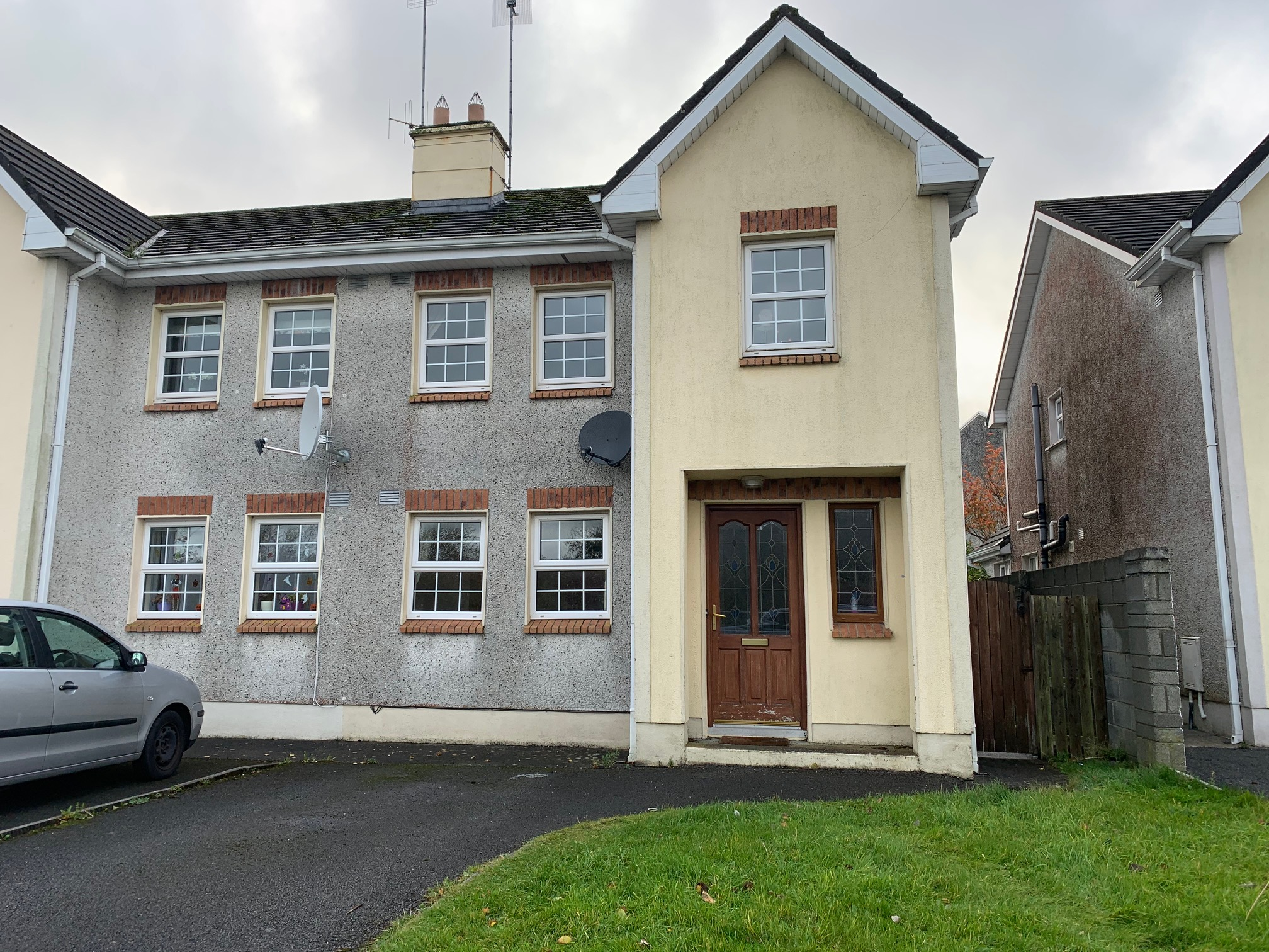 13 Frenchpark, Oranmore, Co. Galway Eircode: H91 D2N2