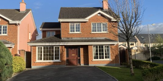 105 Bluebell Woods, Oranmore, Co. Galway 4 Bed  3 Bath  138 m²  Detached